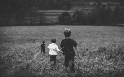 Children of Divorce Need Ground Under Their Feet