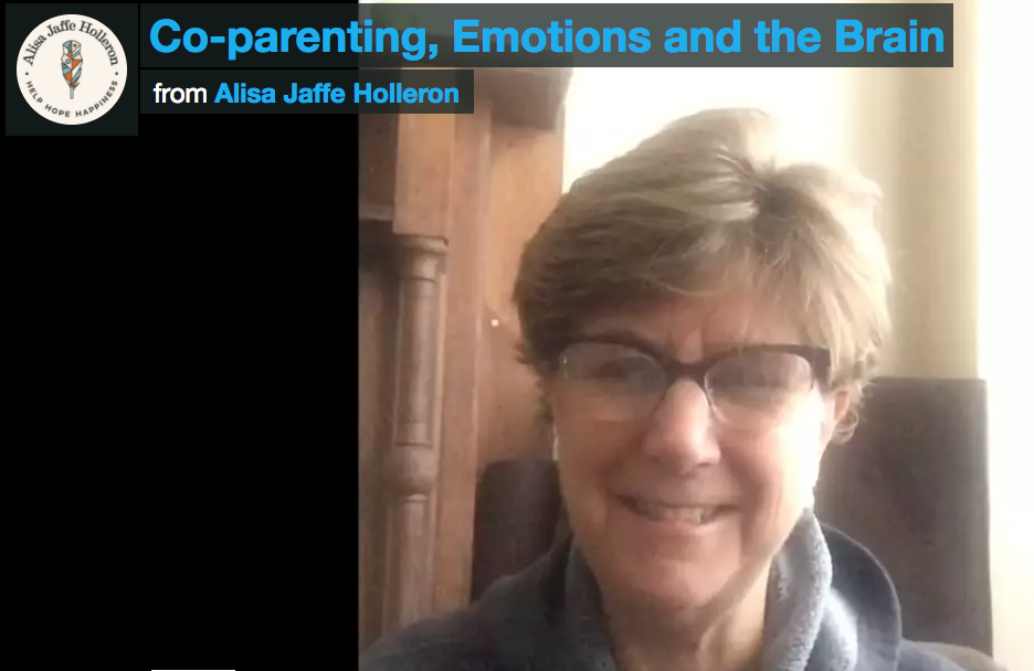 Co-Parenting, Emotions and the Brain